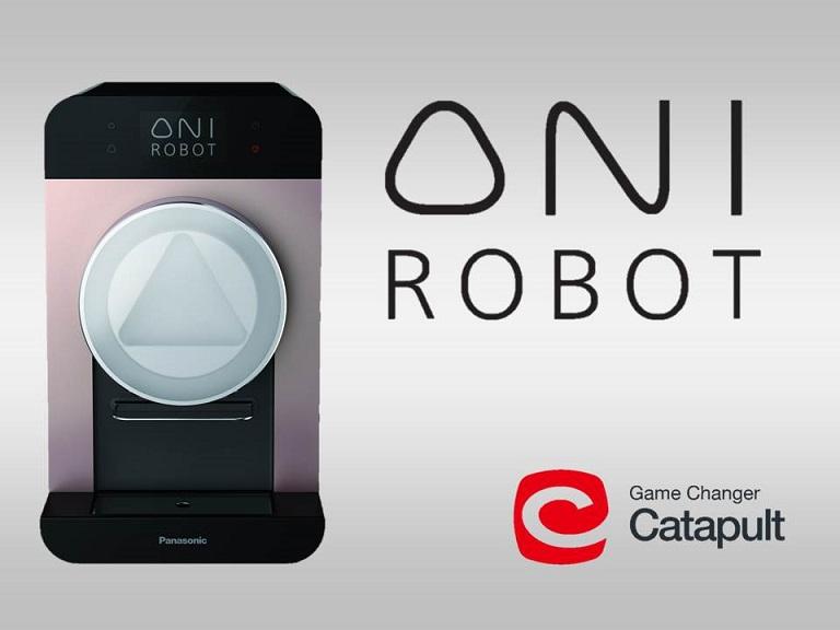 おにぎりロボット「OniRobot」