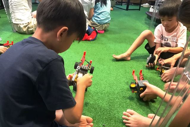 KOMABAロボット教室