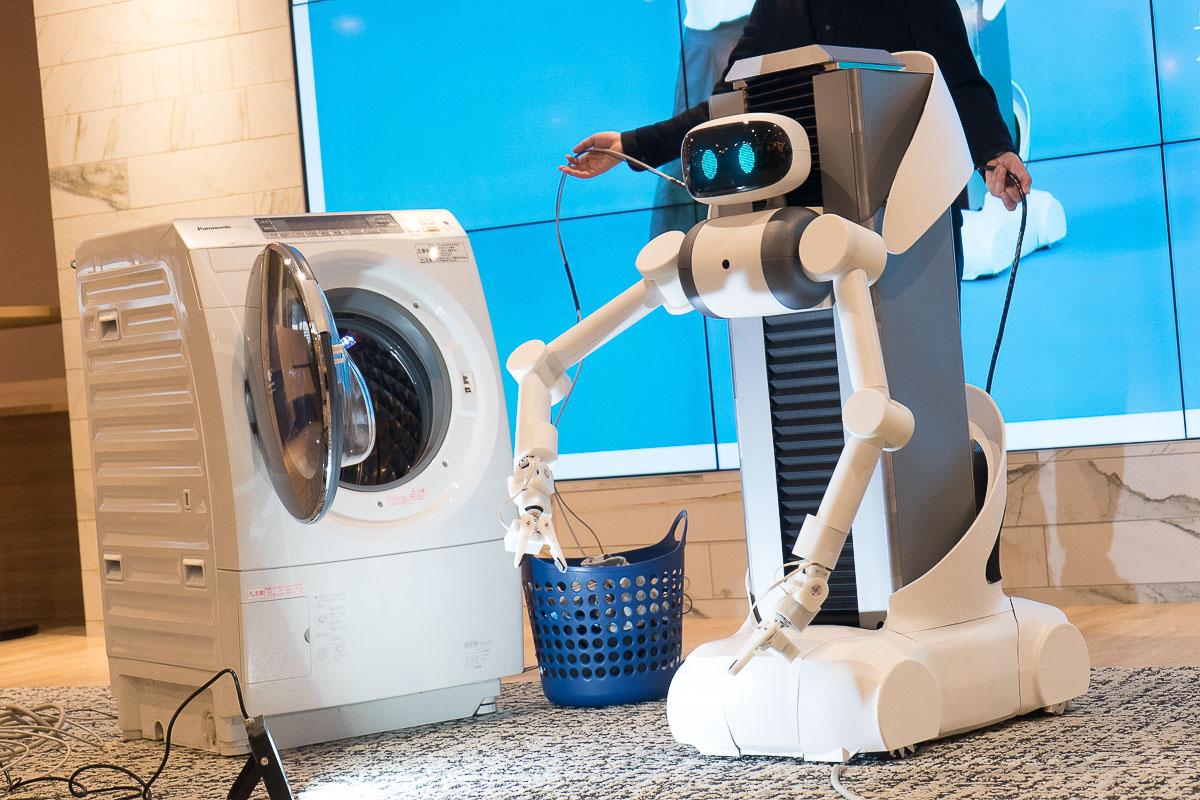 サービスロボット