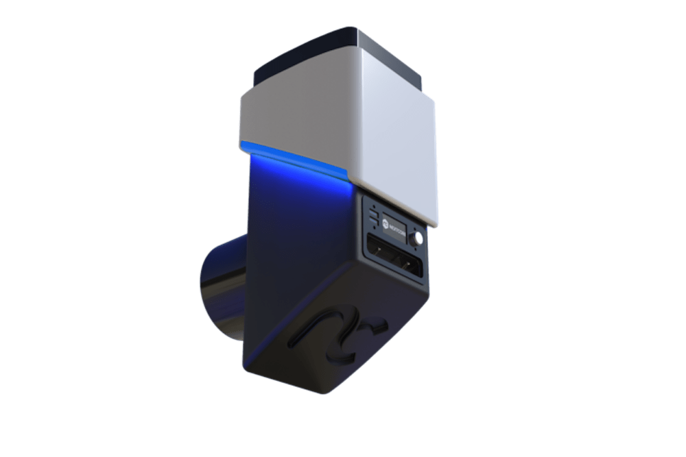LiDARシステム「NextCore RN50」