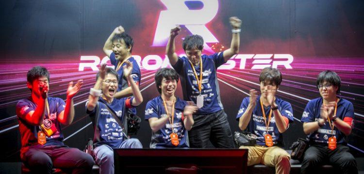 唯一の日本勢ながら、勝ち星を重ねベスト16に