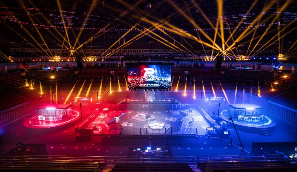 2018年会場:深圳体育中心