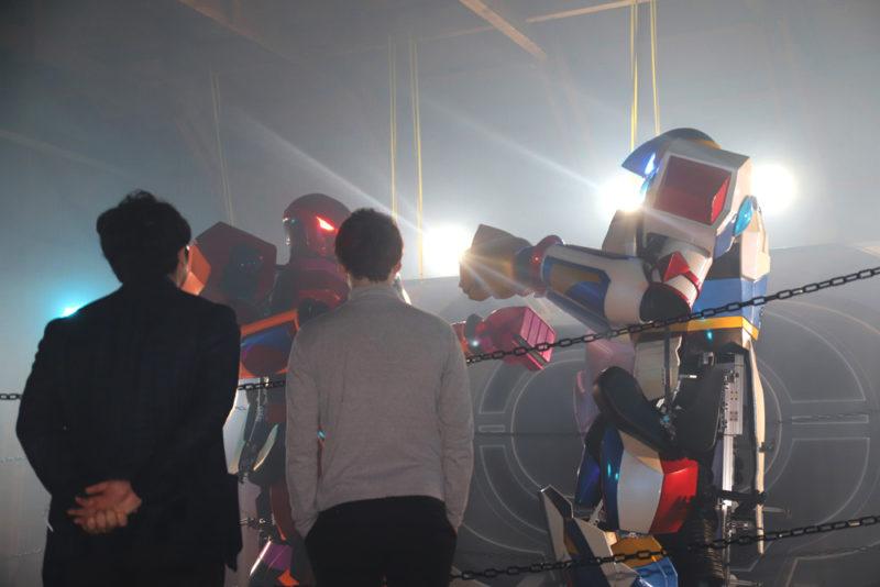 Rfightとスケルトニクス社前CEO阿嘉さんと現CEO廣井さん