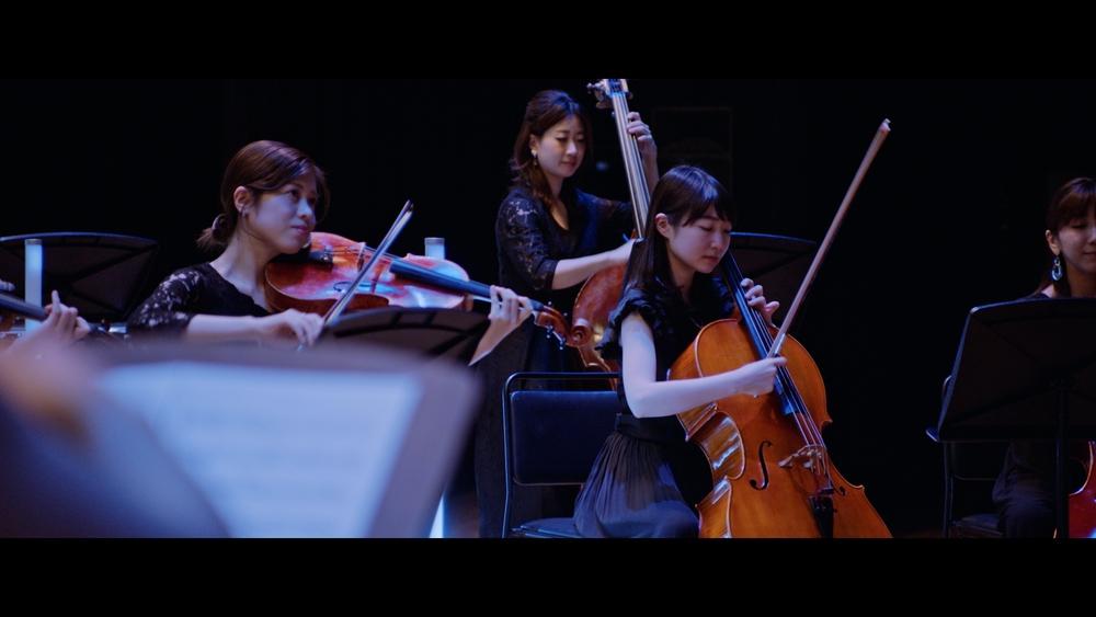 オーケストラの演奏に躍動感が生まれる