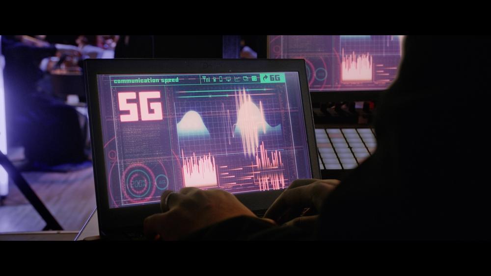 """""""5G""""になると空気が一変"""