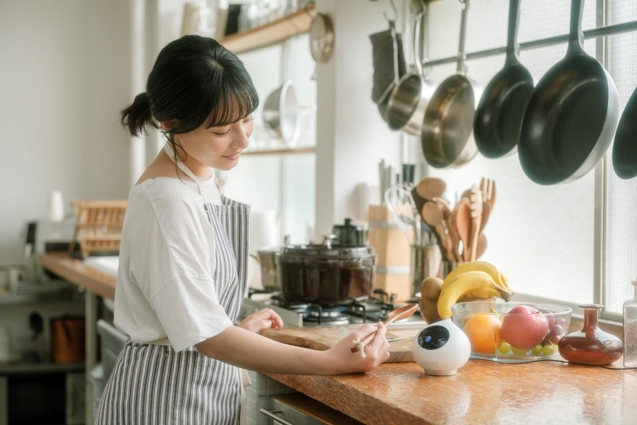キッチンのRomi